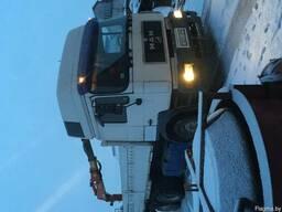 Услуги грузовых автомобилей