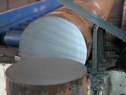 Услуги ленточнопильной резки металлопроката