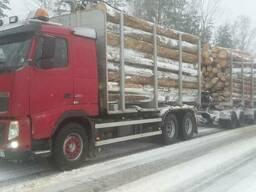 Услуги лесовоза находится в Борисове