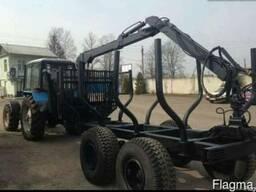 Услуги трактора МПТЛ
