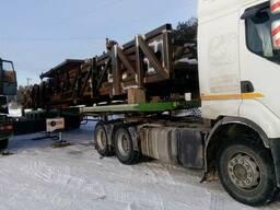 Услуги перевозки негабаритных грузов до 4м по ширине,4,3м по