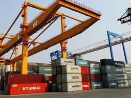 Услуги по поставке товаров из Китая