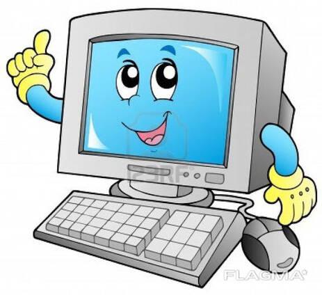 Услуги по ремонту и техническому обслуживанию компьютеров
