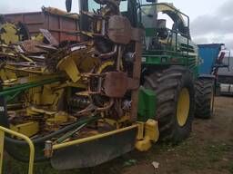 Услуги по уборке кукурузы на силос