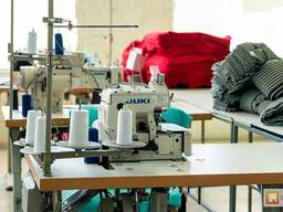 Услуги пошива одежды на заказ