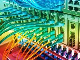 Услуги поставки оборудования и наладки сетей связи