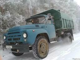Услуги самосвала и бортового автомобиля до 7 тонн