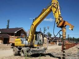 Услуги строительной техники
