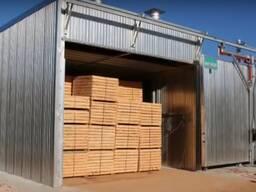 Услуги сушки древесины