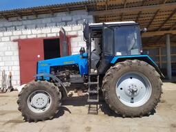 Услуги трактора МТЗ 1221, МТЗ 82