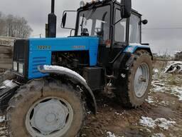 Услуги трактором МТЗ-1221. Услуги Амкодор 352