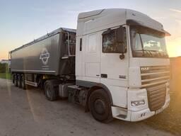 Услуги Зерновоза 44т. /50м³.