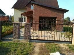 Установка заборов, ворот, калиток