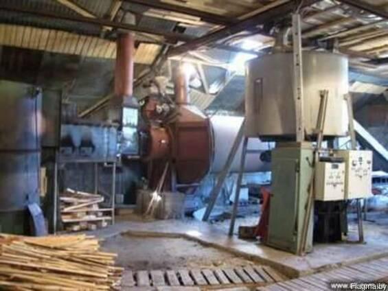 Установки брикетирования древесных отходов от производителя