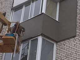 Утепление домов, квартир, балконов, гаражей
