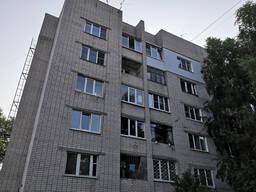 Утепление фасадов квартир