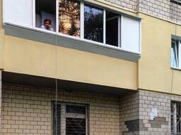 Утепление квартир и фасадов. Отделка балкона