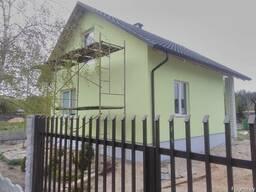 Утепление и отделка фасадов в Бресте. Гарантия и договор