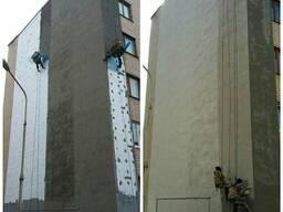 Утепление фасадов зданий в Бресте.