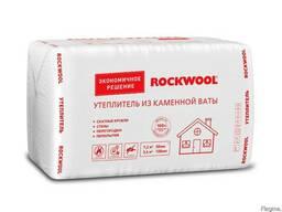 Утеплитель Rockwoll 1000х600 (1уп/0,36м3)