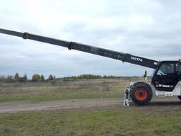 Погрузчик Bobcat T40170, стрела 17 м, навесное оборудование