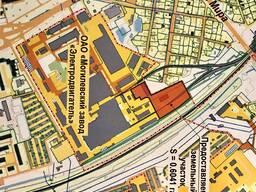 В центре Могилёва по ул. Гвардейской, 69 продаётся участок земли 0,46 га.