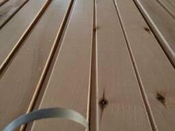 Вагонка из хвоиных пород древесины - фото 4
