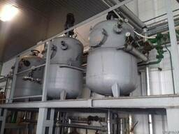 Вакуум-выпарной реактор МЗС-241