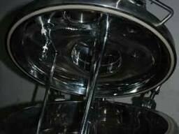 Вакуумный смеситель,вакуумный реактор,вакуумный миксер