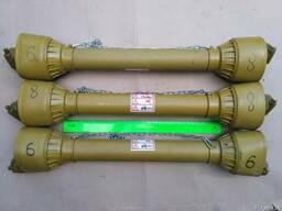 Вал карданный 8 шлицов х 8 шлицов (шарнир АА 160)