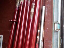 Вал направляющего барабана Case CF 80/Лида 1600