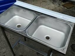 Ванна моечная из нержавеющей стали