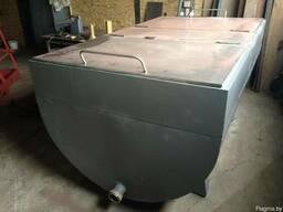 Ванна творожная из нержавеющей стали AISI304 под заказ