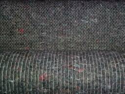 Ватин п/ш 250 г/м 2 в рулоне 50 метров. Производство РБ