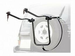 Велобагажник для авто на колесо Peruzzo Bike Carrier 4x4, для 2-х велосипов