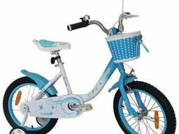 """Велосипед детский для девочек Amigo-001 Crystal 16"""""""