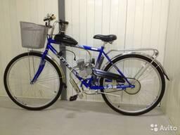 Велосипед скутер