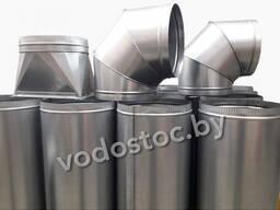 Вентиляционные системы Трубы для вентиляции цинк