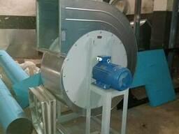 Вентилятор жаростойкий к установкам УВН