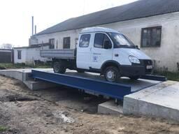 Весы автомобильные ВА Бетон 040-6х3,3-К1-Ф (арт. 13-003)