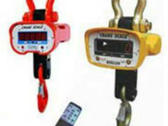 Весы крановые электронные с индикацией на пульте