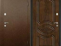 Входная дверь МетаЛюкс М7. Консультация и замер бесплатно!