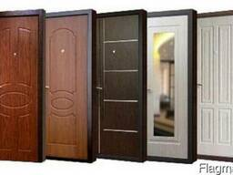 Входные двери любого размера.