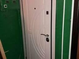 Входные двери нестандартные с тепло и звука изоляцией