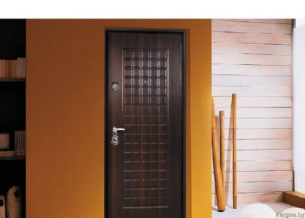 Входные двери с тепло-звукоизоляцией под ключ производитель!