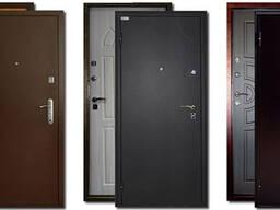 Двери входные металлические. Производство РБ. Рассрочка.