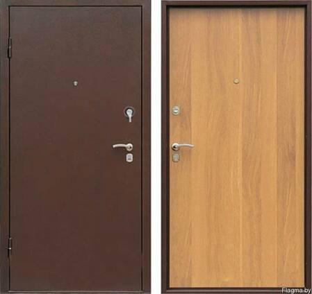 Входные металлические утеплённые двери от производителя.