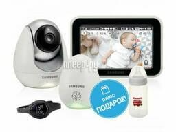 Видеоняня Samsung SEW-3057WP (бутылочка для кормления Ramili Baby 240ML в подарок)