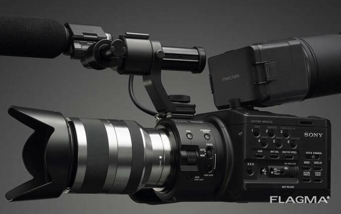 Видеосъемка FULL HD