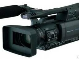 Видеосьемка камерой HD